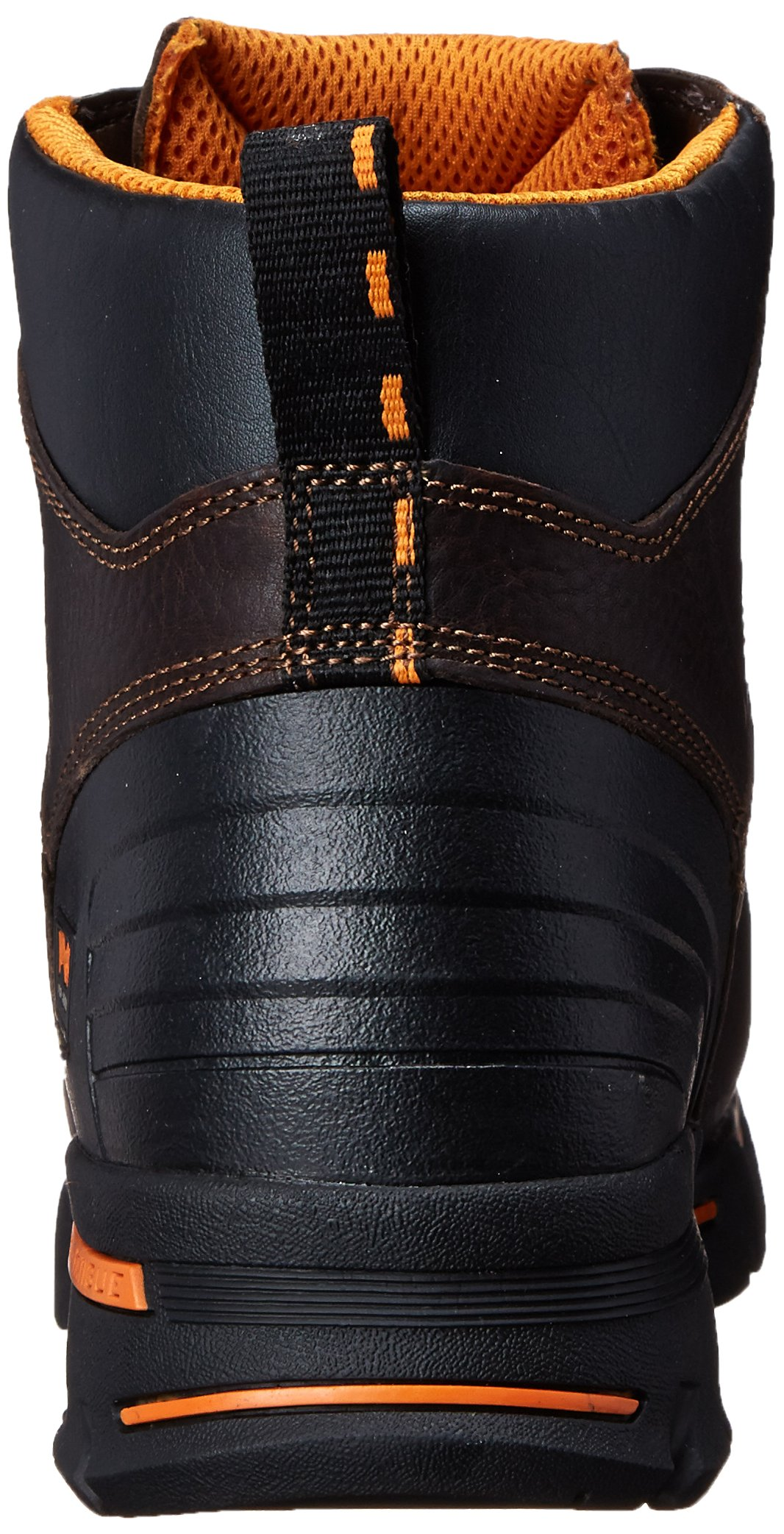 Timberland PRO Men's Endurance 6-Inch Soft Toe BR Work Boot,Briar,9.5 W US by Timberland PRO (Image #2)