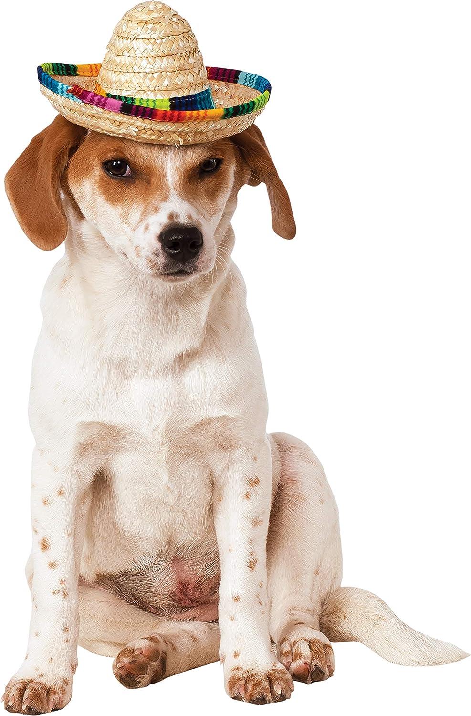 Rubie s Costume Ufficiale Sombrero Pet Dog