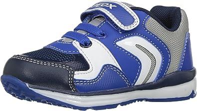 pecador Pez anémona completar  Geox B Todo Boy C, Botines de Senderismo Niñas, Azul (Royal/greyc0095), 25  EU: Amazon.es: Zapatos y complementos