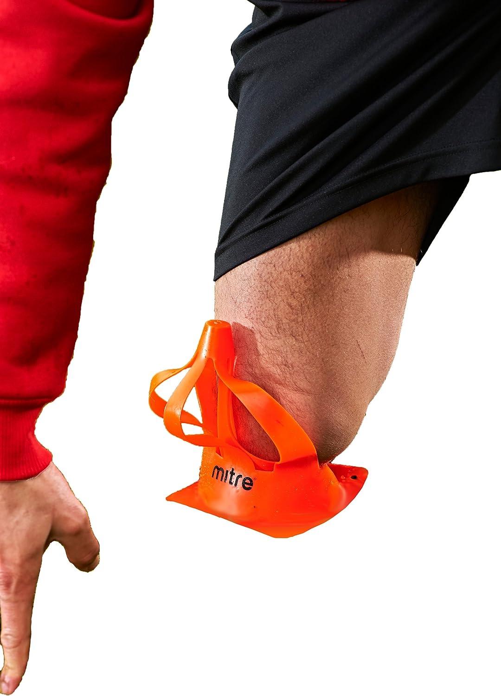 Orange 23 cm Mitre Aircut Fu/ßball Training Sicherheitskegel