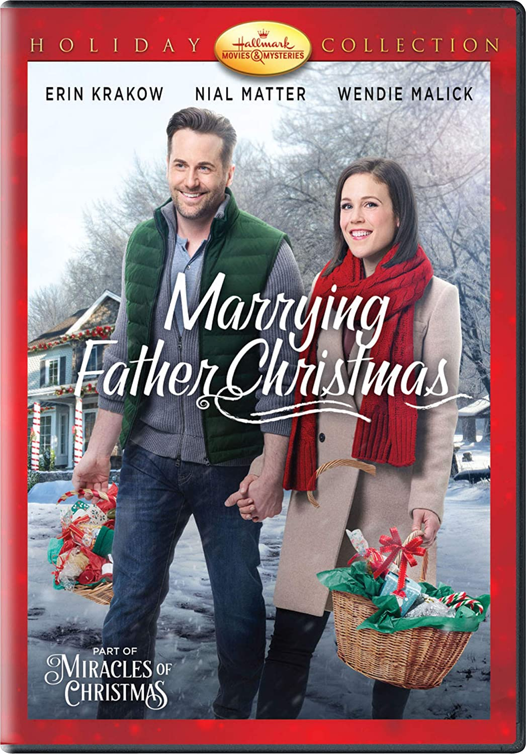Marrying Father Christmas 2020 Amazon.com: Marrying Father Christmas: Erin Krakow, Niall Matter