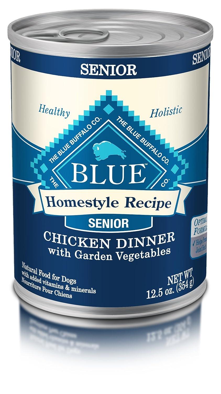 BLUE Life Protection Dog Food Blue Buffalo Homestyle Recipe Natural ...