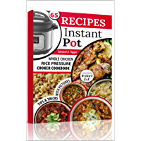 Recipes Instant Pot: Whole Chicken, Rice Pressure Cooker Cookbook. (English Edition)