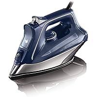 Rowenta Pro Master DW8215D1 Plancha de Vapor, 2800 W con Golpe de Vapor 200 g/min y Vapor Continuo de 40 g/min, Suela Ultradeslizante, Modo Eco y Sistema Antical Integrado