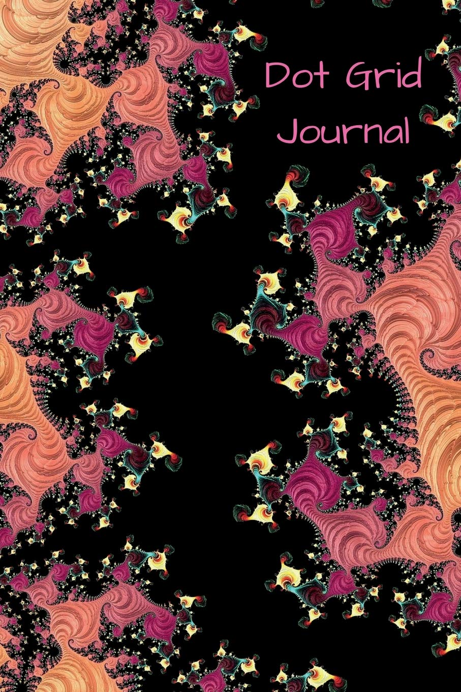 Read Online Dot Grid Journal: Creative Tracker Charts Bullet Dot Grid Journal, Notebook and Sketch Book Diary ebook