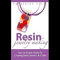 Resin Jewelry Making (English Edition)