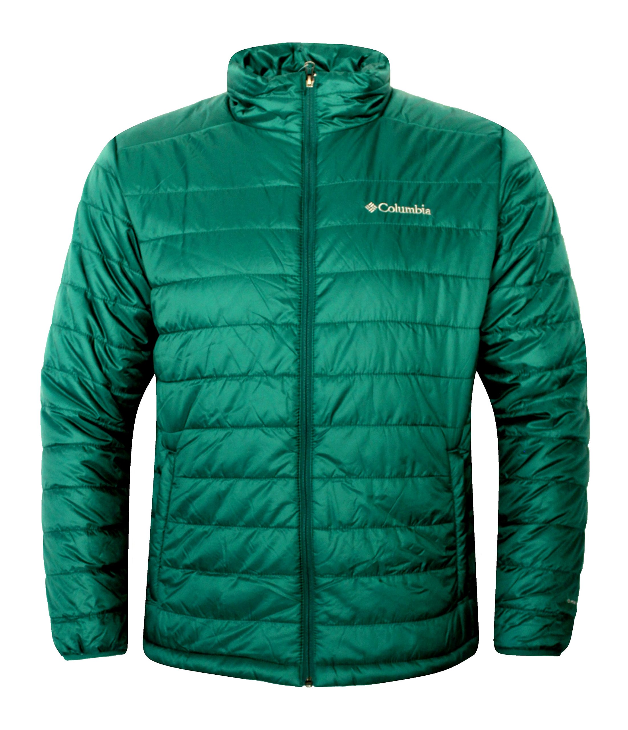Columbia Men's Crested Butte II Omni-Heat Jacket GREEN (S) by Columbia