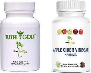 NutriGout and Apple Cider Vinegar Bundle
