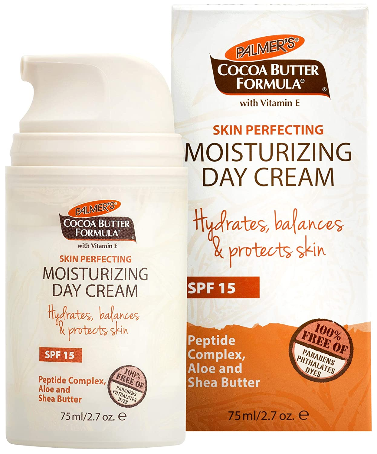 Palmer's Cocoa Butter Formula Skin Perfecting Moisturizing Day Cream, SPF 15