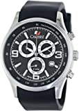 Calibre Men's SC-4M1-04-007 Mauler Stainless Steel Chronograph Tachymeter Day Date Watch