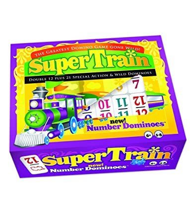 Puremco SuperTrain Domino Set