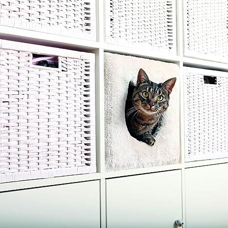 Manta cueva para estantería | panel separador | Geniales | ahorra espacio | por ejemplo IKEA Expedit