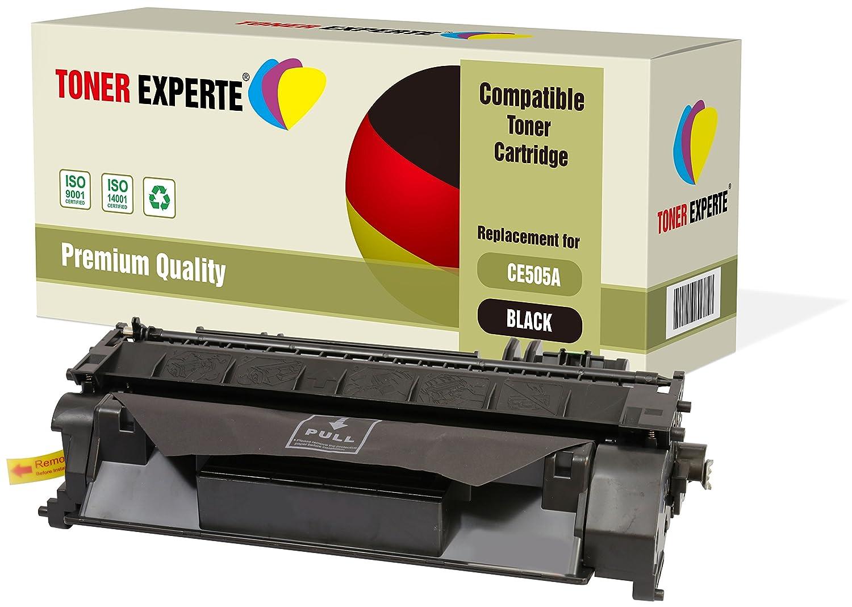 Pack de 2 TONER EXPERTE/® Compatibles CE505A 05A Cartuchos de T/óner L/áser para HP Laserjet P2033 P2034 P2035 P2036 P2037 P2050 P2054 P2055 P2055d P2055dn P2055x Canon i-SENSYS LBP-6680x MF-6140dn