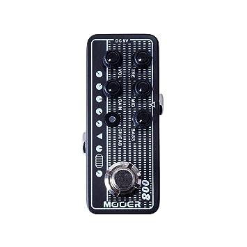 Mooer Cali Meka3 - Pedal de efectos para guitarra