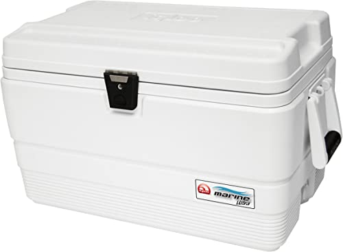 Marine Boat Cooler with Cushion-Seat [Igloo] Picture