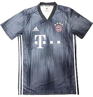 super popular 4c7bd 5f441 Amazon.com : adidas 2018-2019 Youth FC Bayern Munich Home ...