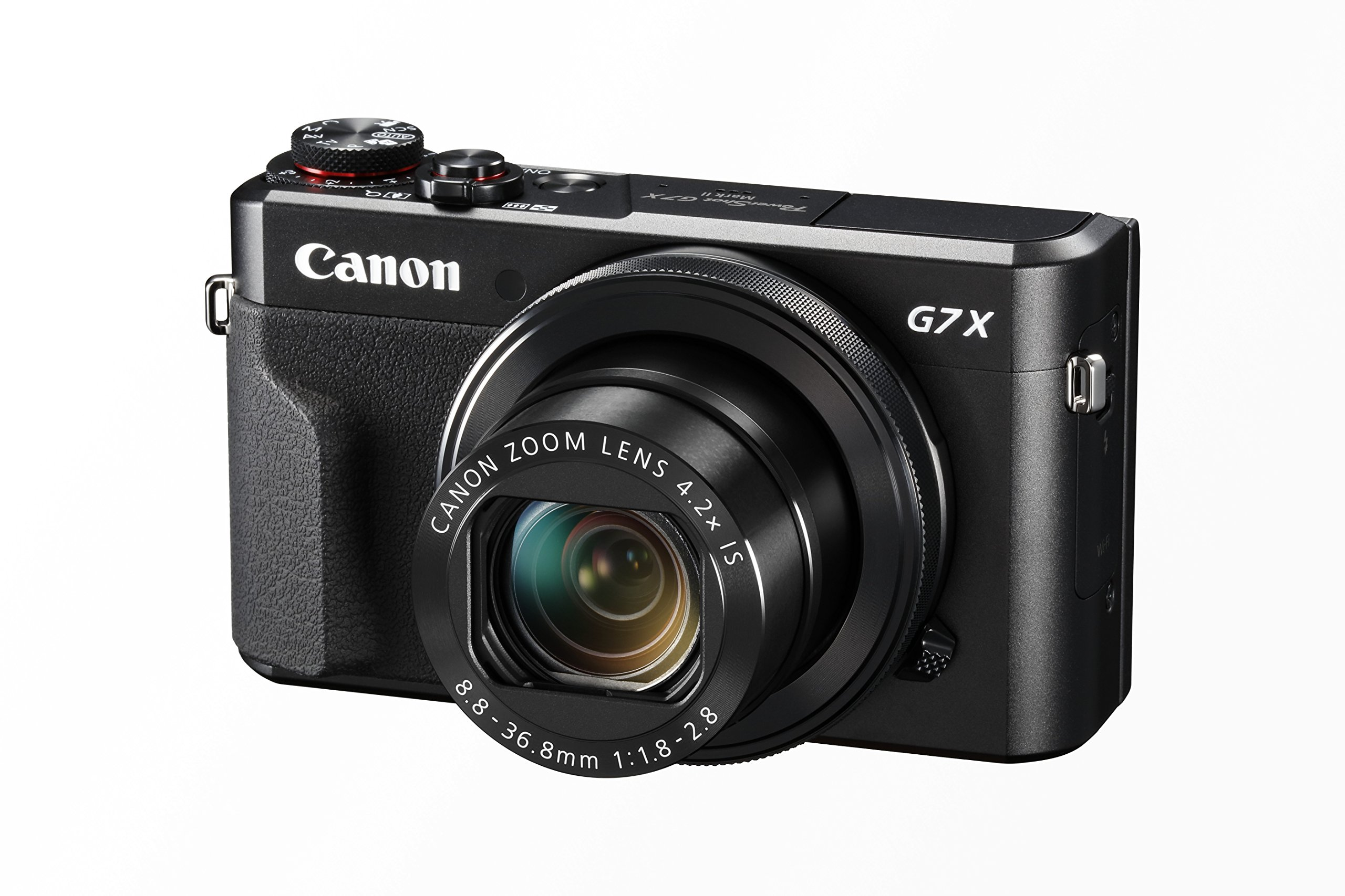 Canon Powershot G7 X Mark Ii Digital Camera Camera Vlogging Camera With Full Hd 60p Movies And Tilt Touch Screen Ideal For Vloggers And Youtube Content Creators Megagear Mg766 Canon Powershot