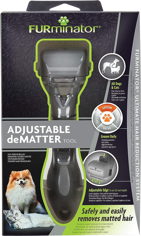 104205 FURminator Adjustable deMatter