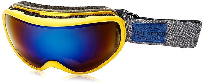 640765ba6ce8 Amazon.com   Zeal Optics Unisex Forecast Azure W Polarized Phoenix Mirror  Lens One Size   Sports   Outdoors