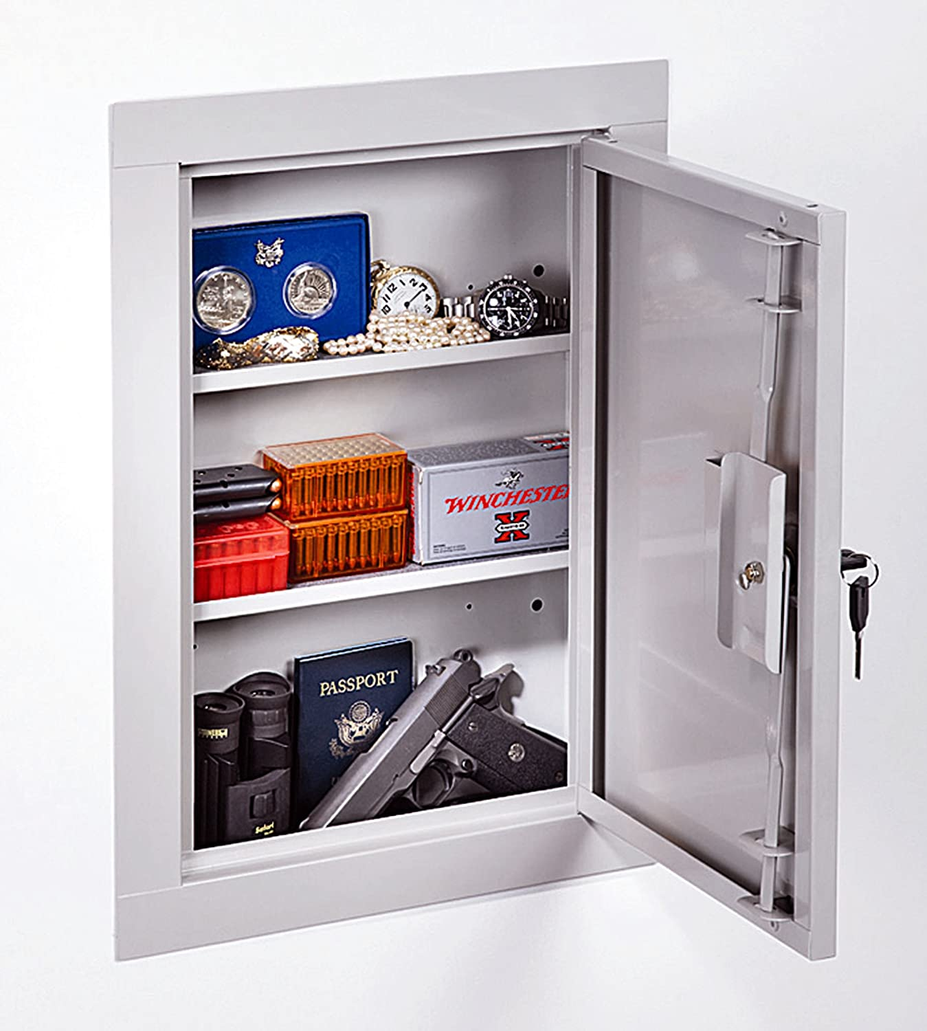 Top 10 Hidden Gun Cabinet Guides and Ideas - GUN STORAGE