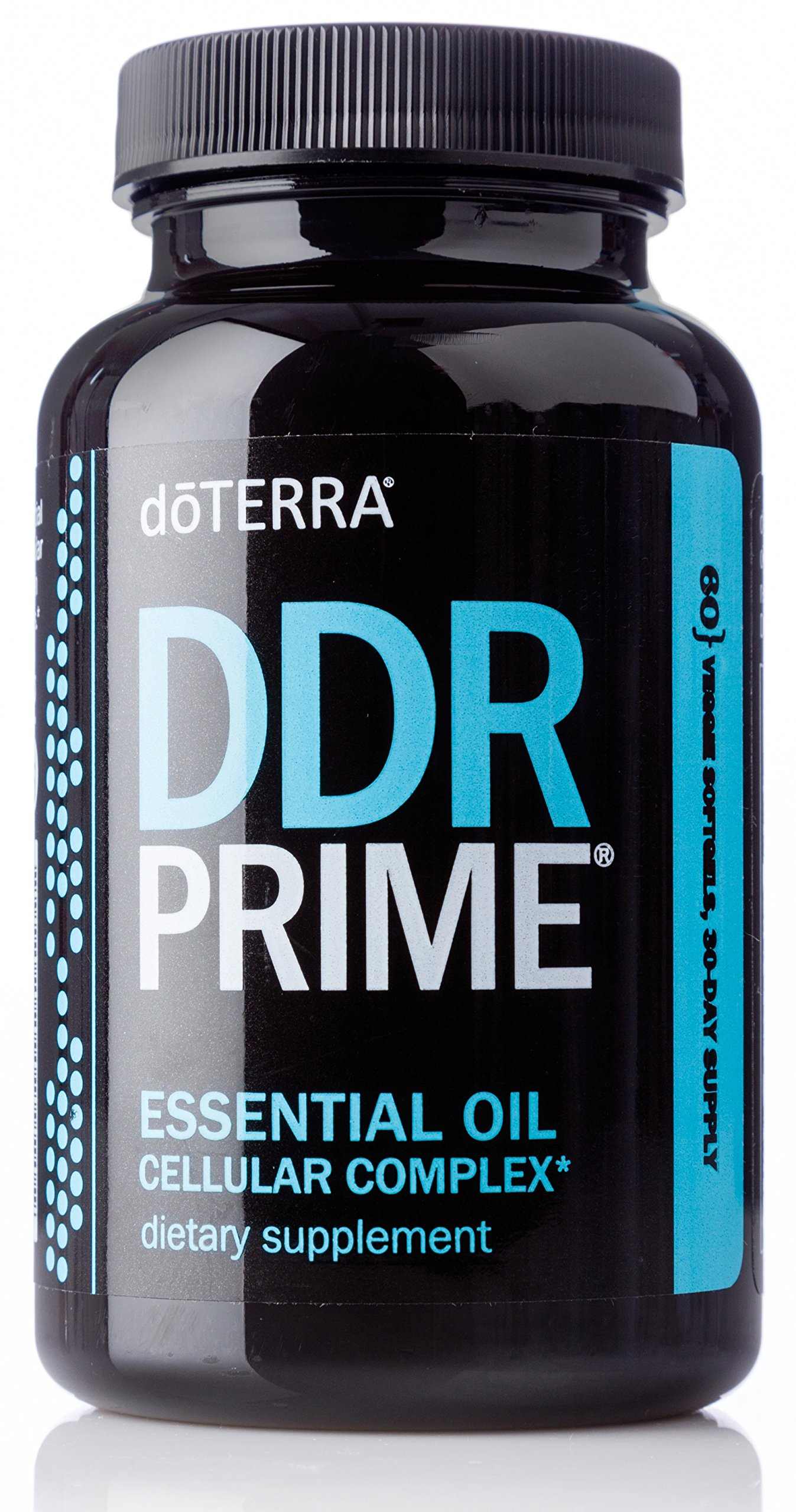 doTERRA - DDR Prime Softgels Essential Oil Complex - 60 Softgels (30 Day Supply) by DoTerra