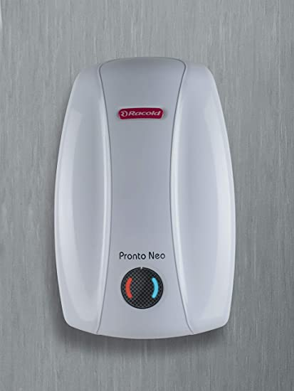 Racold Pronto 1-Litre Geyser (White)