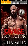 Savage Protector: Federal Paranormal Unit (Dragon Guard Book 44)