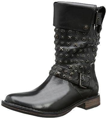 UGG Australia Womens Conor Studs Boot Black Size 5