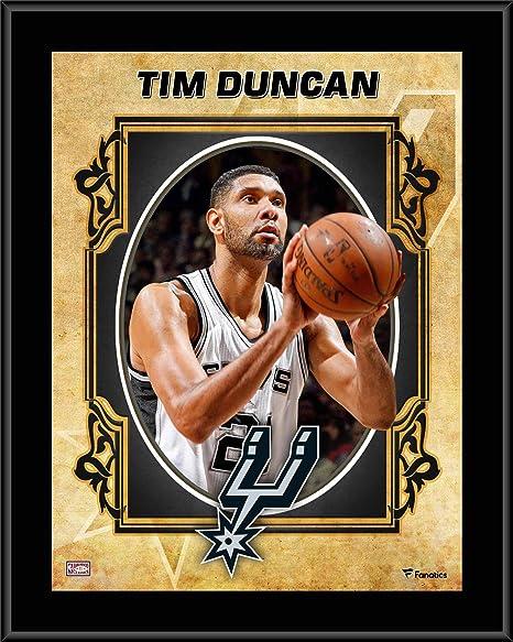 Tim Duncan San Antonio Spurs 10 5