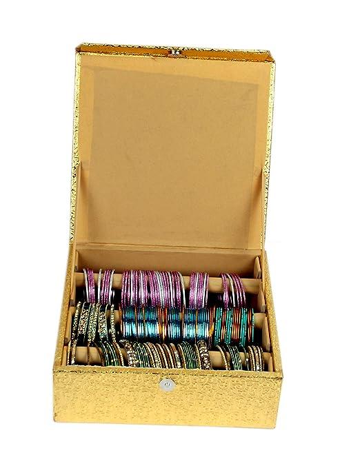 Shree Shringi Premium Quality Ethnic Bangle Box Bangle Organizer