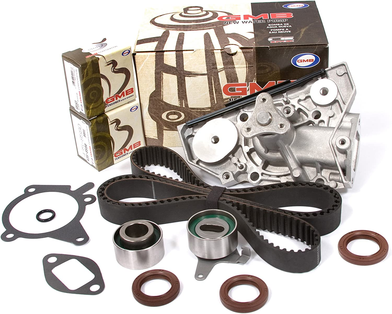 Timing Belt Water Pump Kit Fits 90-96 Ford Mazda Capri Escort 1.6L L4 DOHC 16v