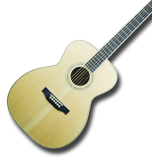 Edición limitada Marvit Blues acústica cuerdas de acero guitarra ...