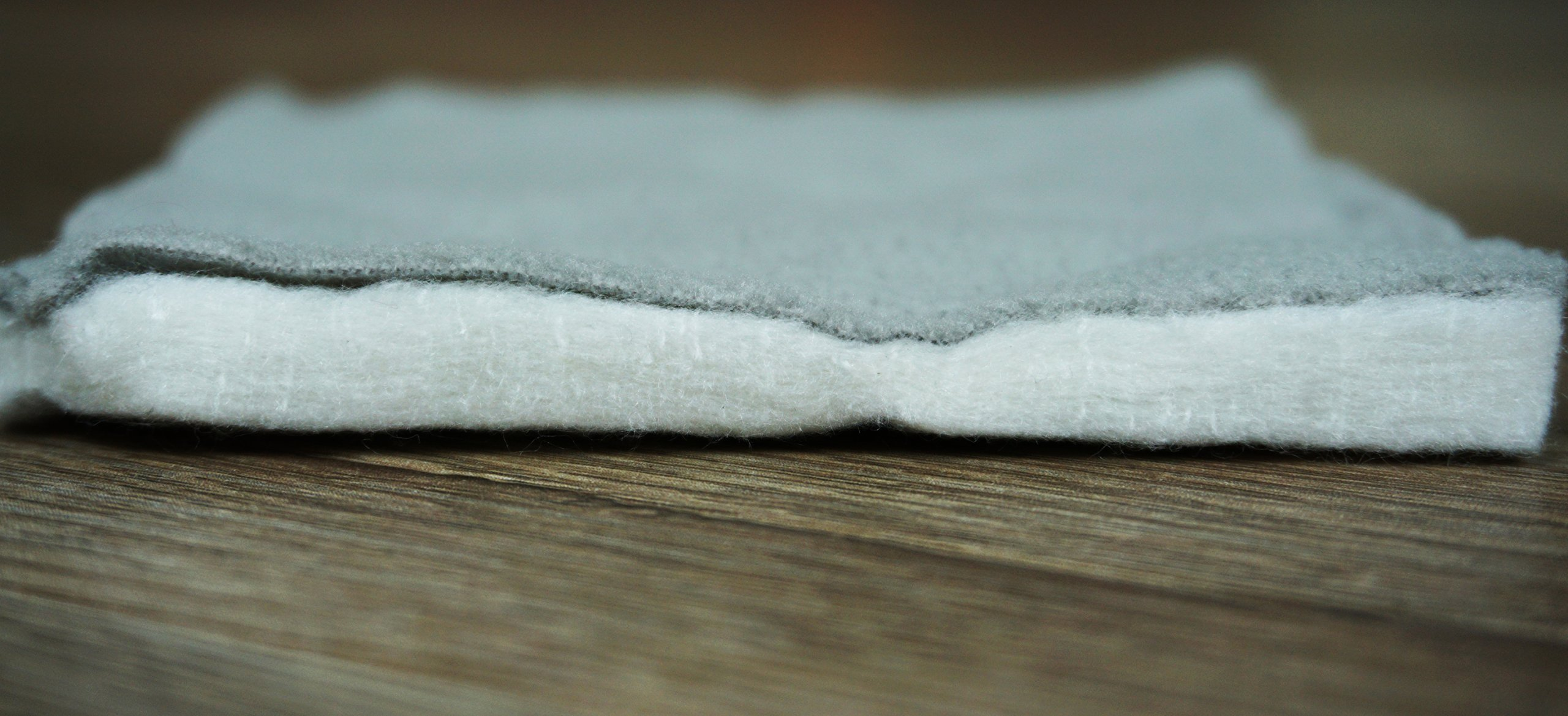 GuineaDad Fleece Liner 2.0 | Guinea Pig Fleece Cage Liners Bedding | Burrowing Pocket Sleeve | Extra Absorbent Antibacterial Bamboo | Waterproof | Available Various Cage Sizes by GuineaDad (Image #4)