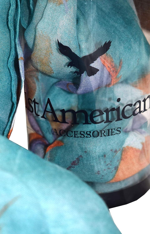 Foulard Unisex Chal bufanda de primavera varias fantasias 1stAmerican Pashmina Para Mujeres y Hombres