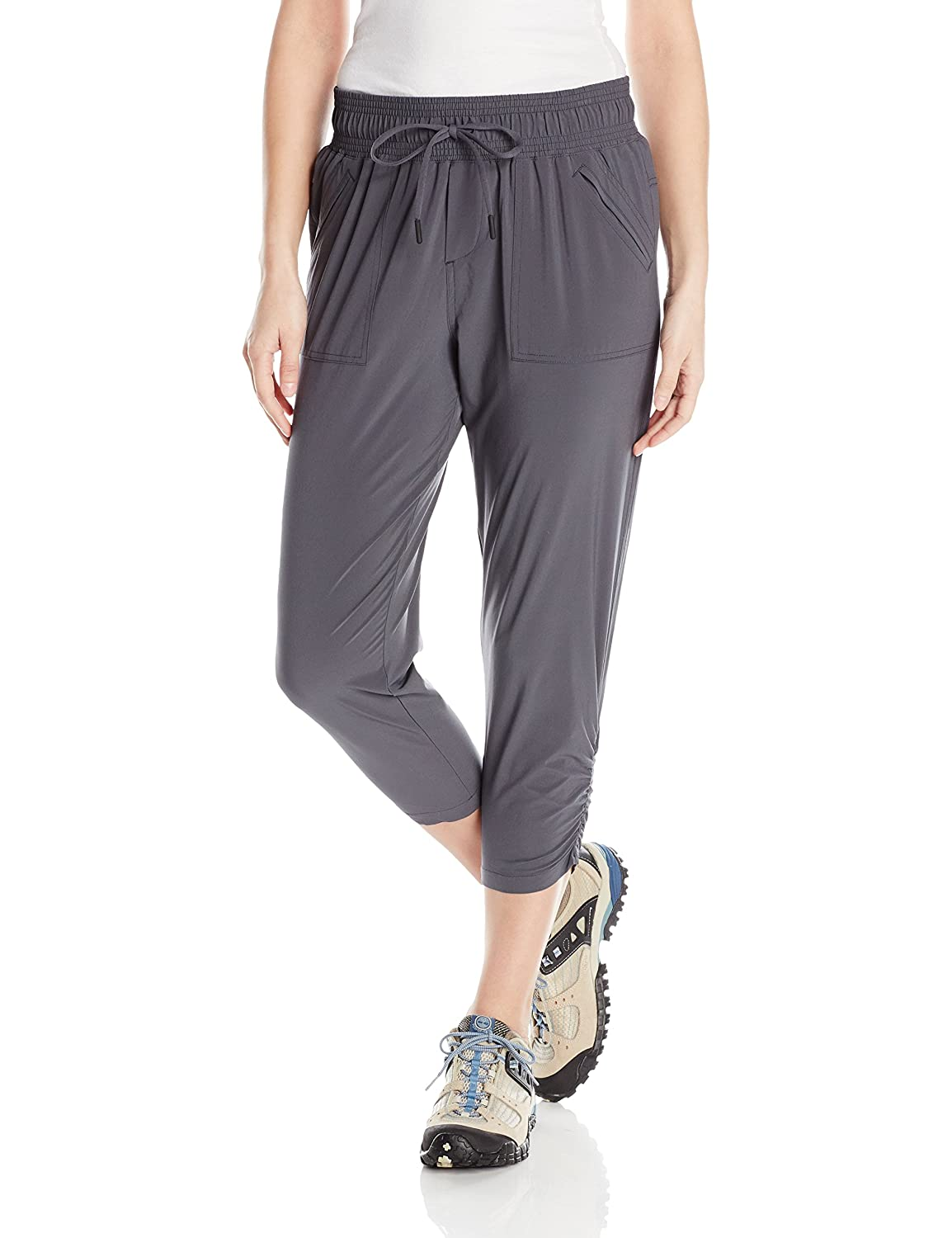 prAna Womens Midtown Capri Prana Sports Apparel W41170120-P