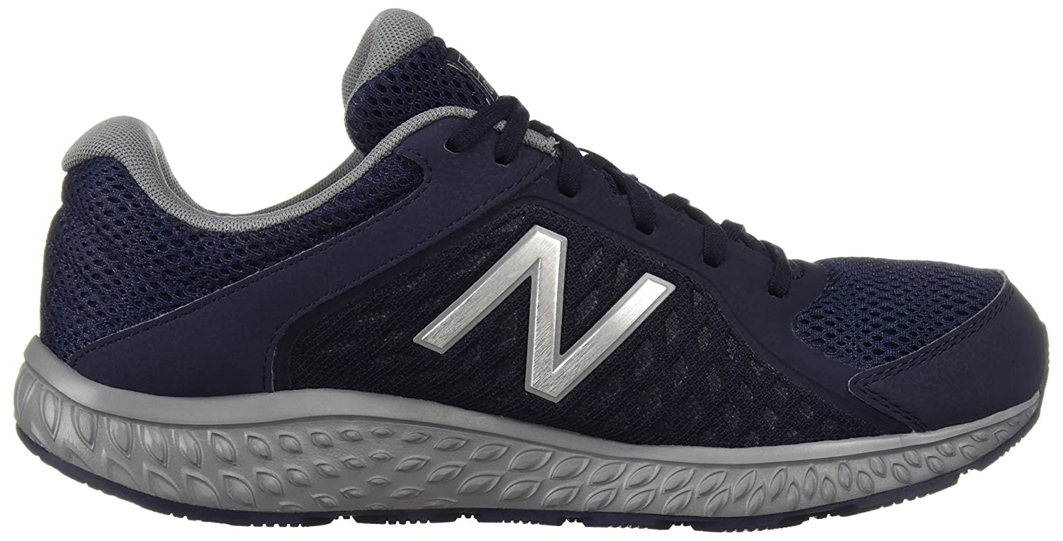 8e07855cc1cfc new balance Men's 420V4 Cushioning Running Shoe 8 D US 8 M US Pigment: Buy  Online at Low Prices in India - Amazon.in