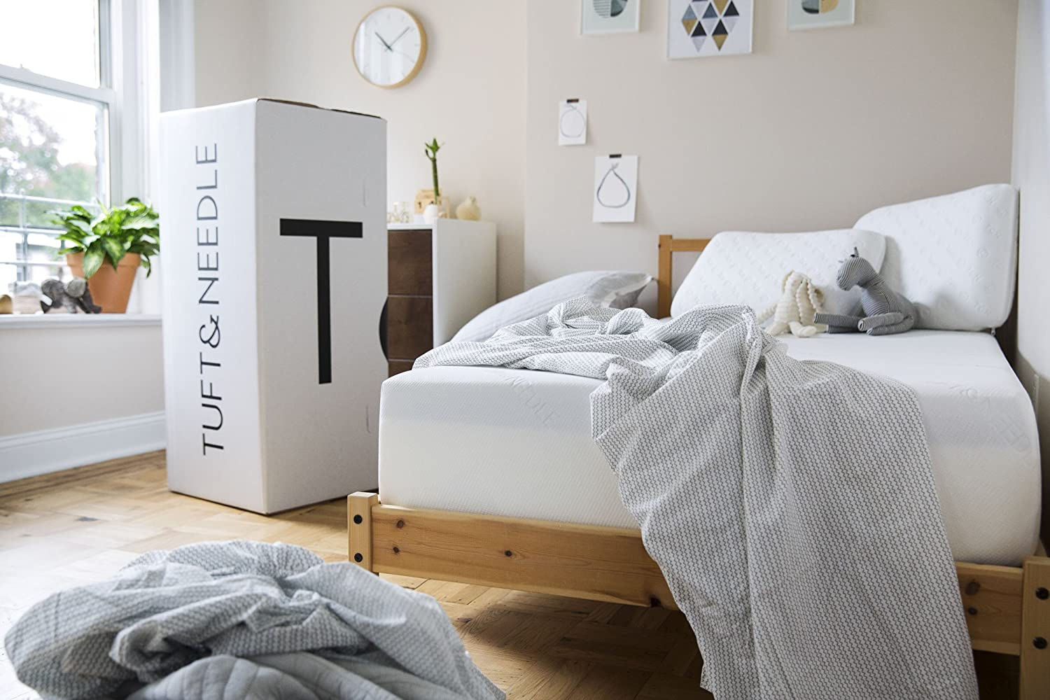 Tuft & Needle Mattress, Full Mattress with T&N Adaptive Foam