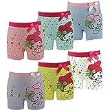 modern Little Girls Underwear Toddler Panties Cotton Boyshort Soft Boy Pants Kids Boxer Briefs kids underwear girls 6-Pack