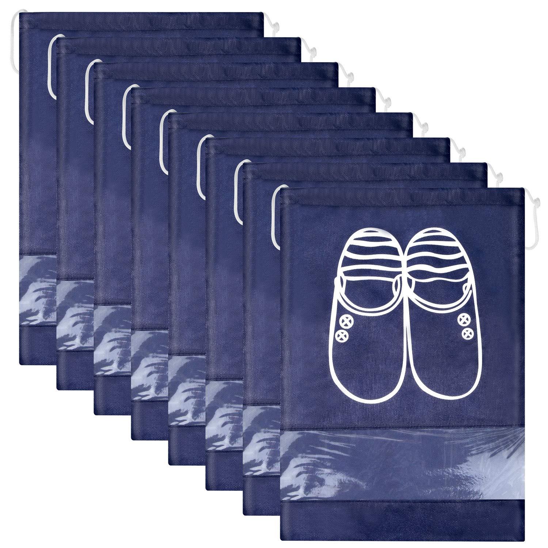 Caja De Para Limpiar Zapatos Bonita Zapatos Azul en