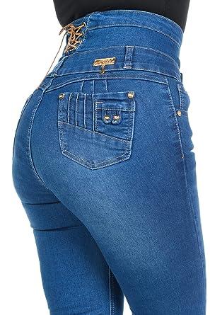 a7195185295 Women Plus Junior Size Butt Lift Levanta Cola Push Up High Waist ...