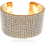 YouBella Jewellery Gold Plated Bangle for Women (Golden)(YBBN_91013)