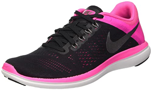 4dc3865ff6fd Nike Women s Flex 2016 Rn Running Shoes  Amazon.co.uk  Shoes   Bags