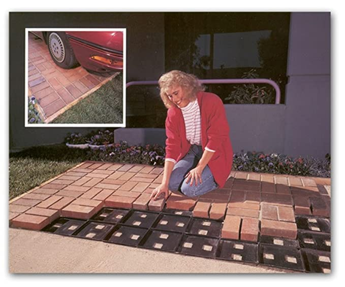 Amazon.com : Argee Patio Pal Brick Laying Guides, Covers Approx. 20 Square  Feet RG191/10 : Garden U0026 Outdoor
