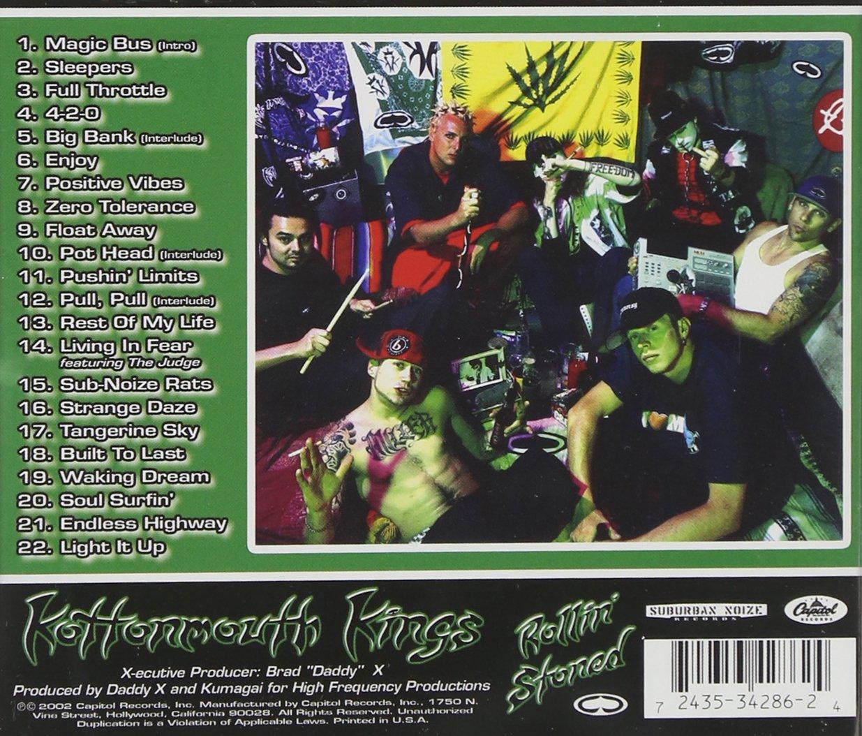 Rollin Stoned Explicit Lyrics