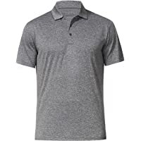3ef3264f Men's Polo Shirts - Dry Fit Performance Short Sleeve Glof Polo T Shirt for  Men