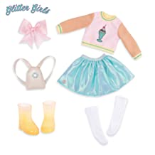 Tutu and Sweater Deluxe Outfit
