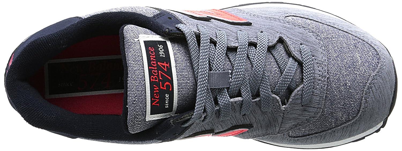119fb2d1e5 Amazon.com | New Balance Women's WL574 Sweatshirt Pack Running Shoe | Road  Running