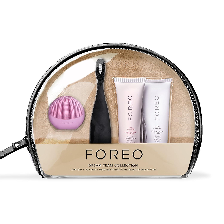 FOREO - DREAM TEAM un set de regalo para el cuidado de la piel y cuidado bucal: Amazon.es: Salud y cuidado personal
