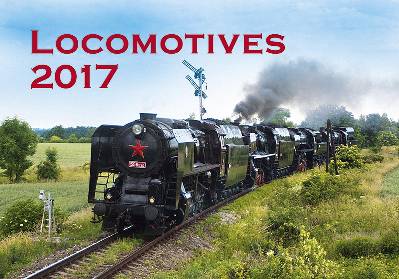 Download Train Calendar - Calendars 2016 - 2017 Calendar - Steam Train Calendar - Photo Calendar - Locomotives Calendar by Helma PDF