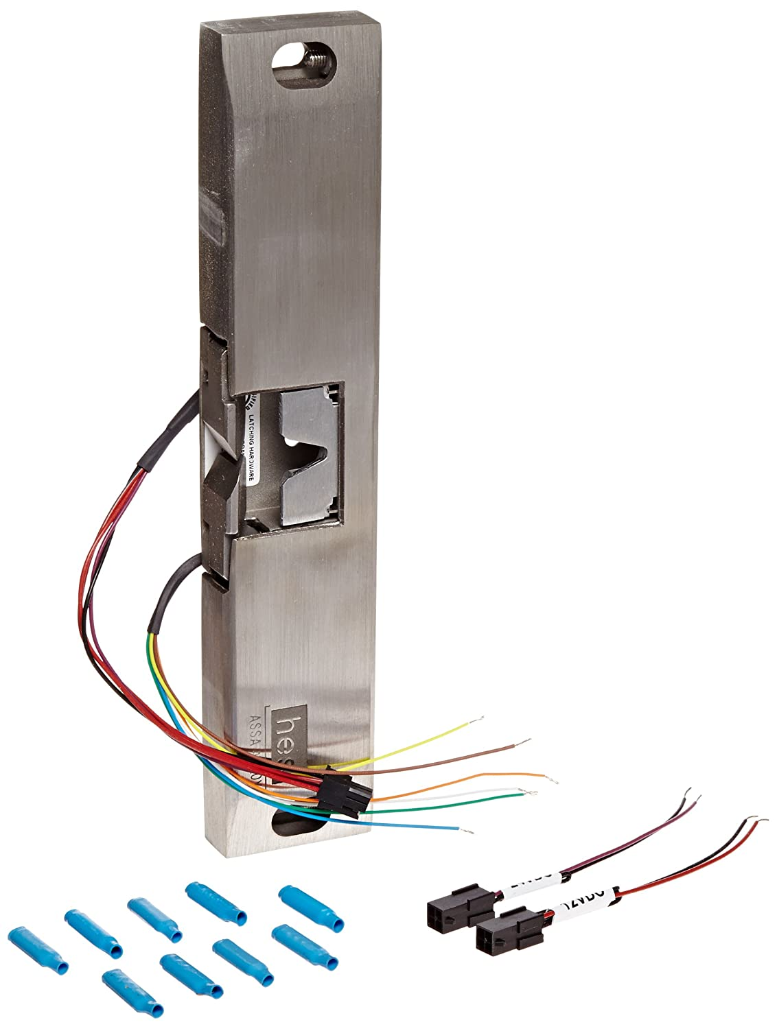 HES 9600 Series Stainless Steel Fire Rated Surface Mounted Electric Strike Body for Rim Exit Devices with Locked State Monitoring Satin Stainless Steel ...  sc 1 st  Amazon.com : hes 9600 wiring - yogabreezes.com